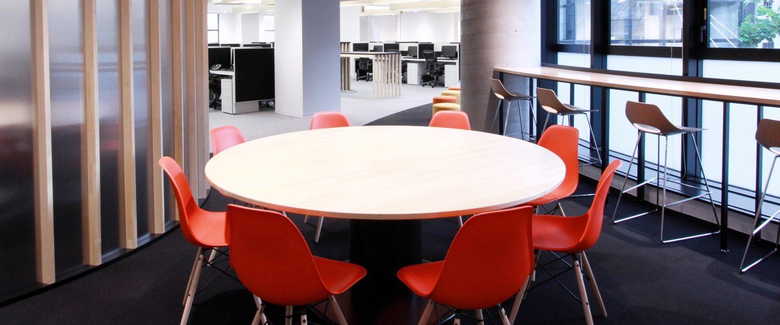 orange-white-office-space